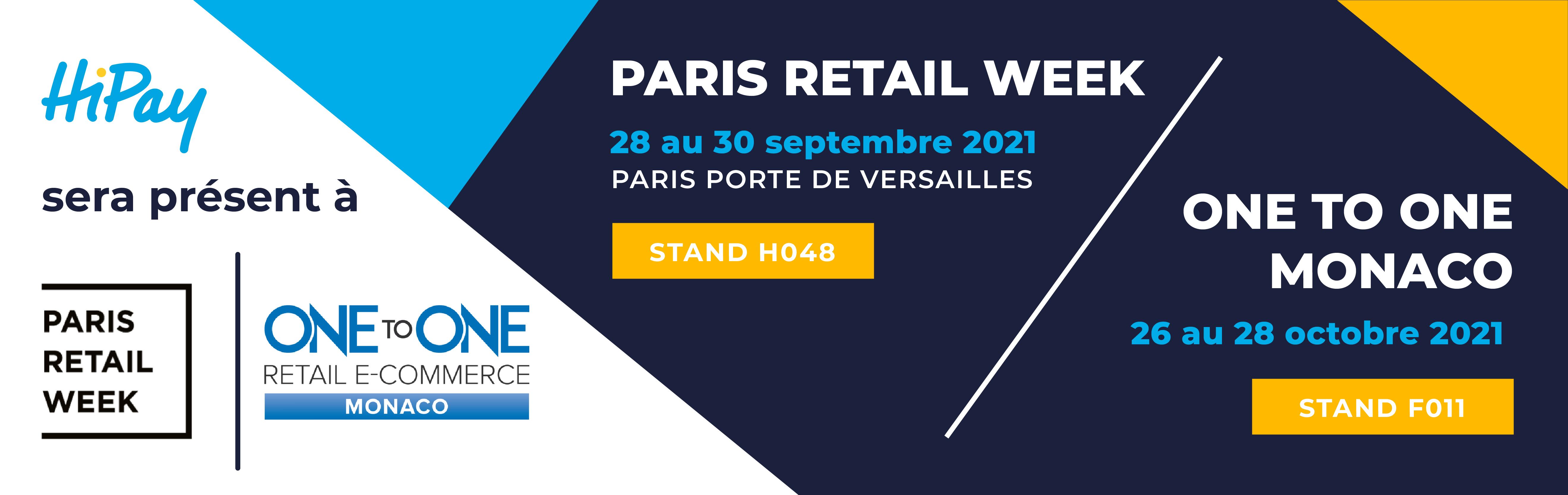 VF Paris Retail Week & 1to1 2021
